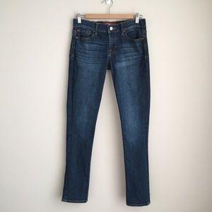 LUCKY BRAND Sz 2/26 Sweet 'N Straight Blue Jeans